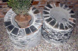 Stein Systemer * Blomsterkasser